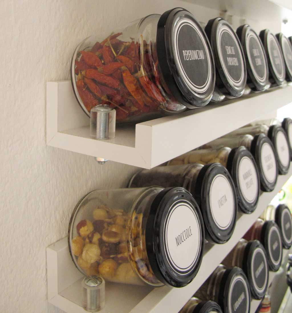 Eccezionale DIY: Vasetti porta spezie | non solo food PK13