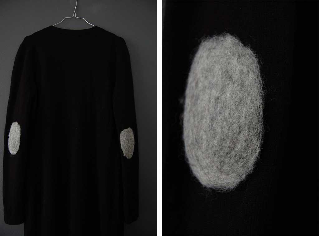 woolfiller riparare i buchi con la lana nonsolofood
