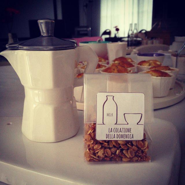 granola la colazione della domenica nonsolofood