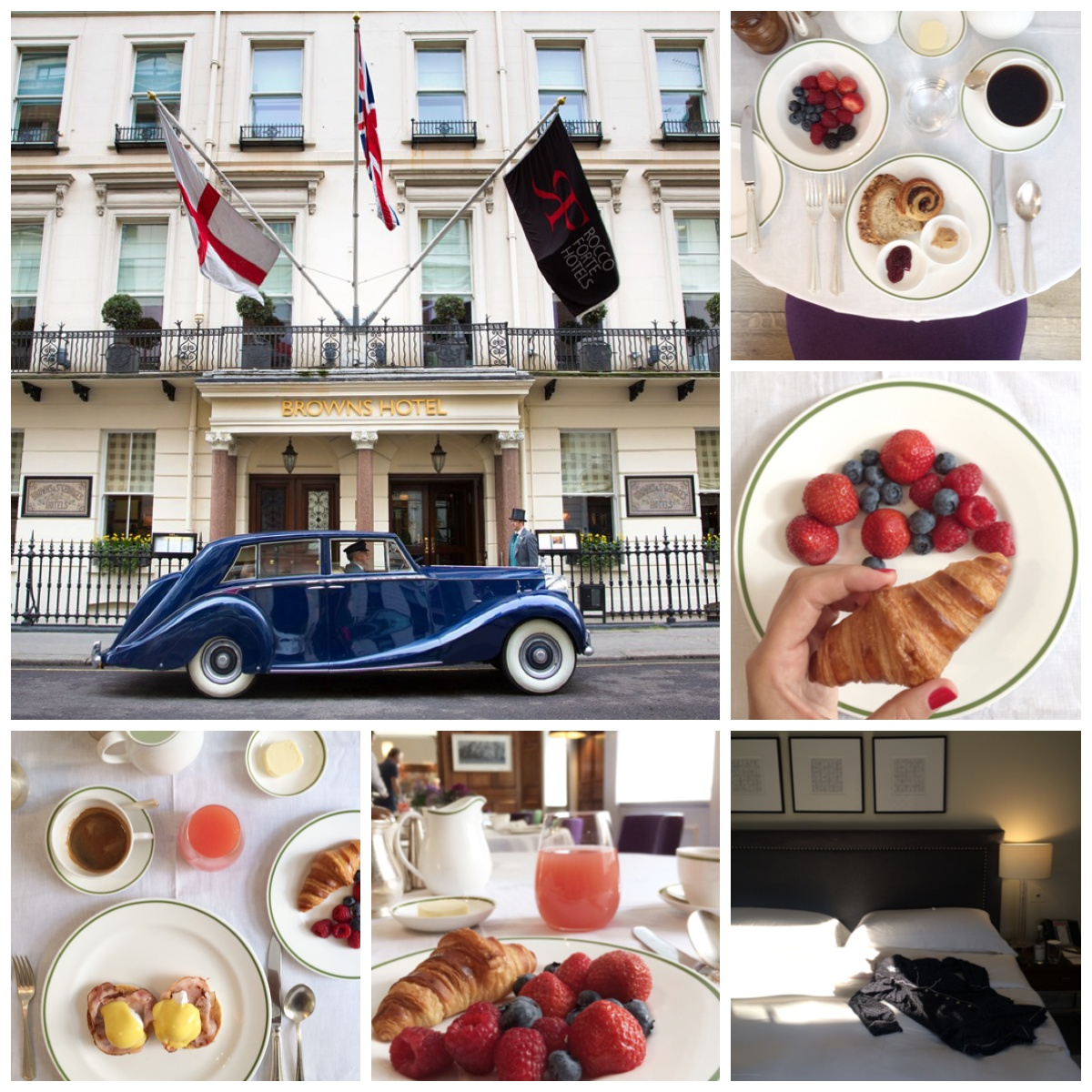 Browns Hotel | Roccoforte Hotels | Nonsolofood