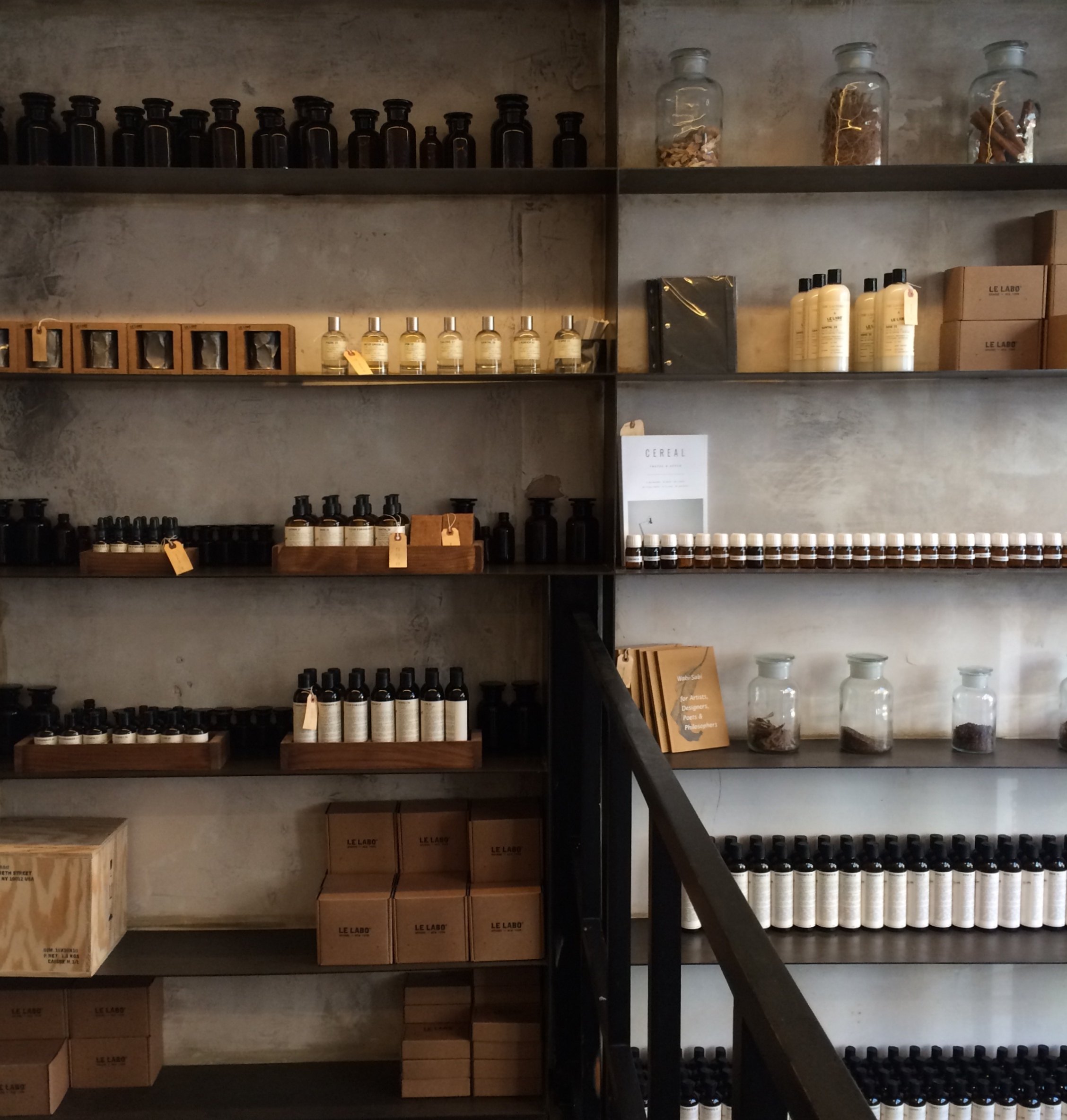 Le Labo London Nonsolofood