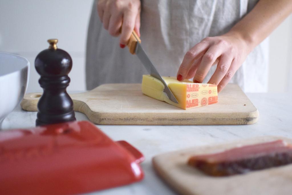 Pane con Emmentaler DOP e speck | Nonsolofood