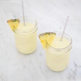 Pina colada smoothie per Falconeri