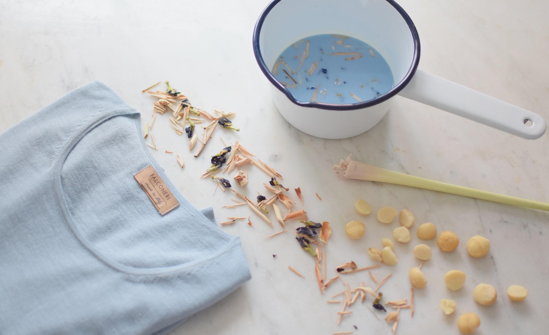 Blue chai smoothie | Falconeri