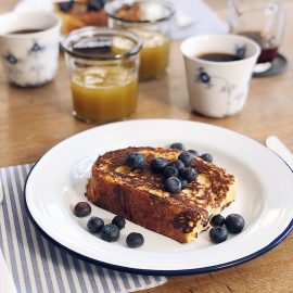 French toast con sorpresa